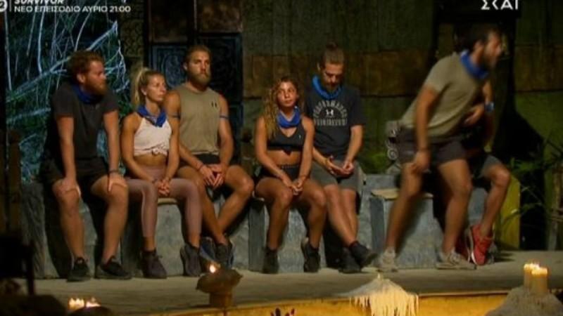 Survivor 4: Χαμός στο συμβούλιο με τον Τζέιμς και το Νίκο! Τους κατηγορούν για δωροδοκία!