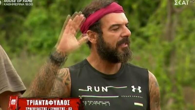 Survivor 4 - Τριαντάφυλλος: