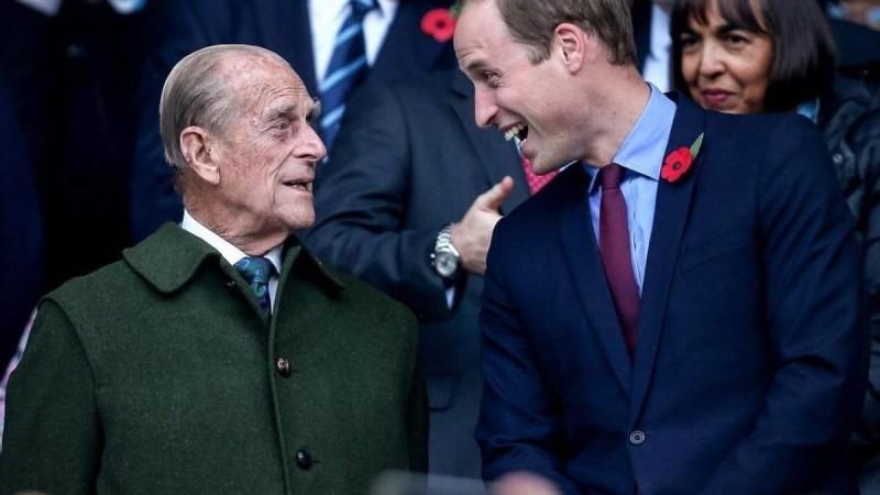 Πρίγκιπας Ουίλιαμ: Η συγκινητική του ανάρτηση για τον πρίγκιπα Φίλιππο και το δημόσιο «αντίο» του