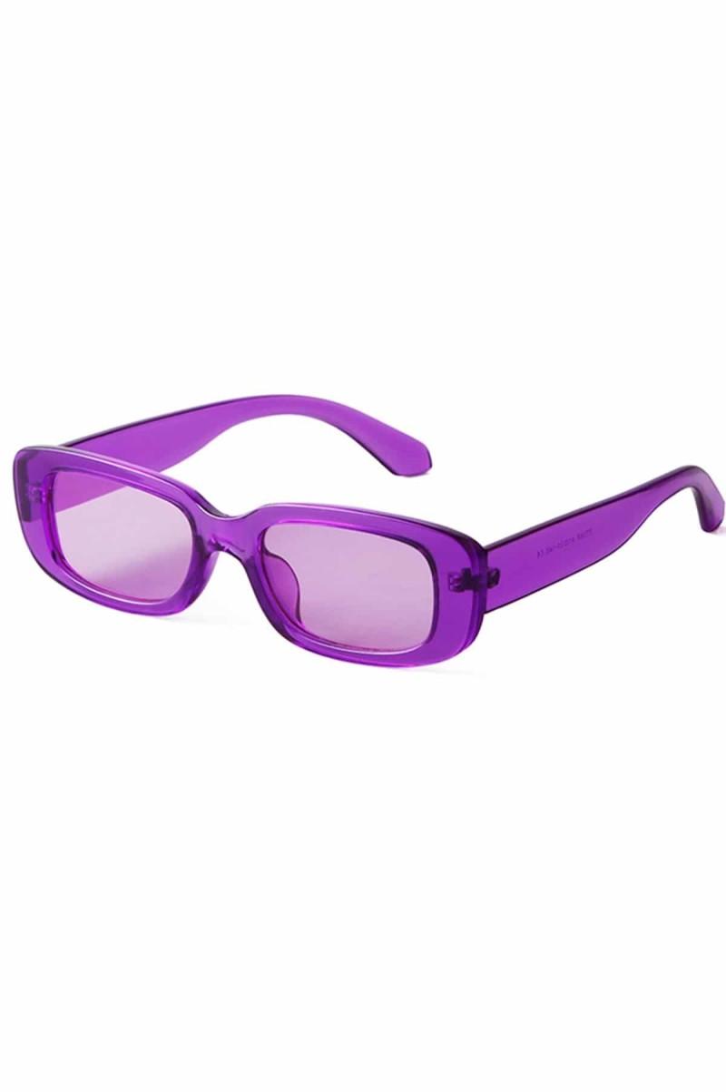 μοβ γυαλιά