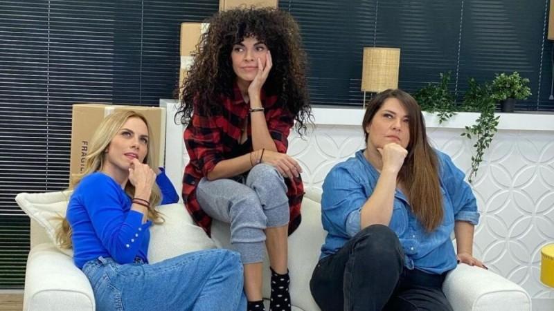 Κατερίνα Ζαρίφη: Η ανάρτηση για το τέλος των Roomies