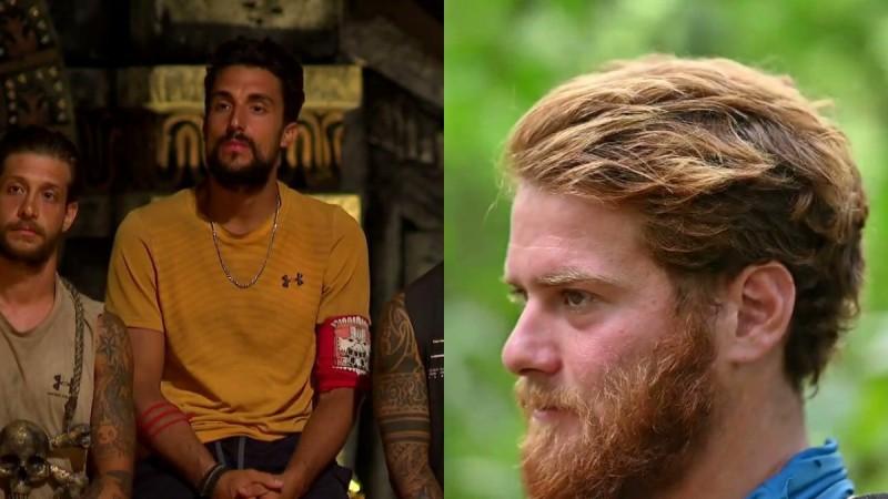 Survivor 4: Σάκης και Τζέιμς στα μαχαίρια μετά την φυγή του Αλέξη