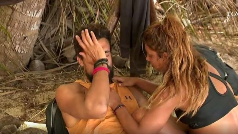 Survivor 4 - αποκλειστικό παρασκήνιο: Διαλυμένος ψυχολογικά ο Σάκης Κατσούλης