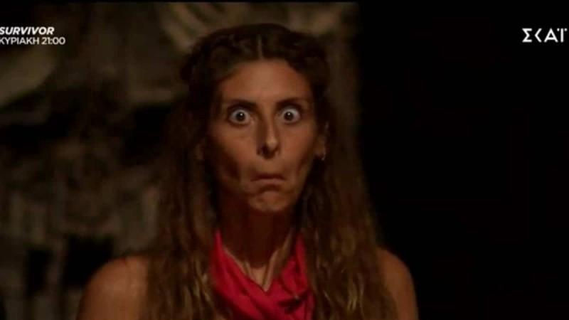 Survivor 4: Δεν είναι φάρσα - Επιστρέφει για μια μέρα στο παιχνίδι η Ανθή Σαλαγκούδη