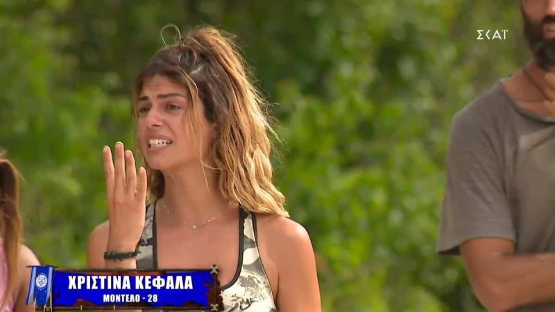Survivor 4: Ποια βρισιά είπε η Καρολίνα στην Μαριάνθη
