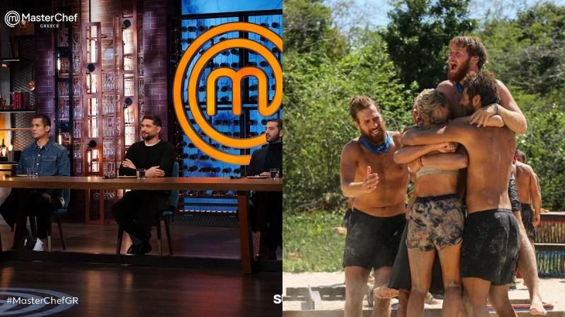 Survivor 4 - τηλεθέαση 13/3: Γερή κόντρα με το MasterChef - Ποιος βγήκε μπροστά
