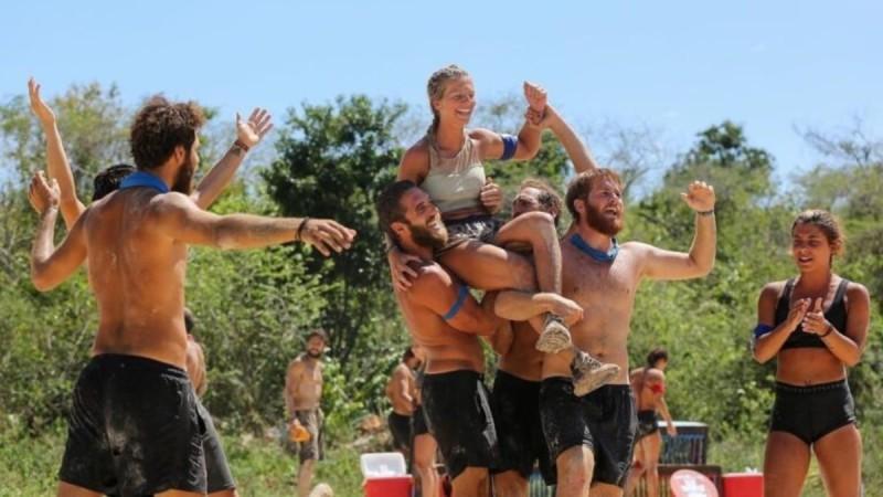 Survivor 4: Νικητές του αγώνα επάθλου οι Μπλε