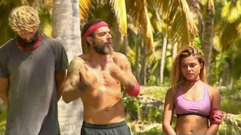 Survivor 4 - Έξαλλος ο Τριαντάφυλλος με τον Κώστα: