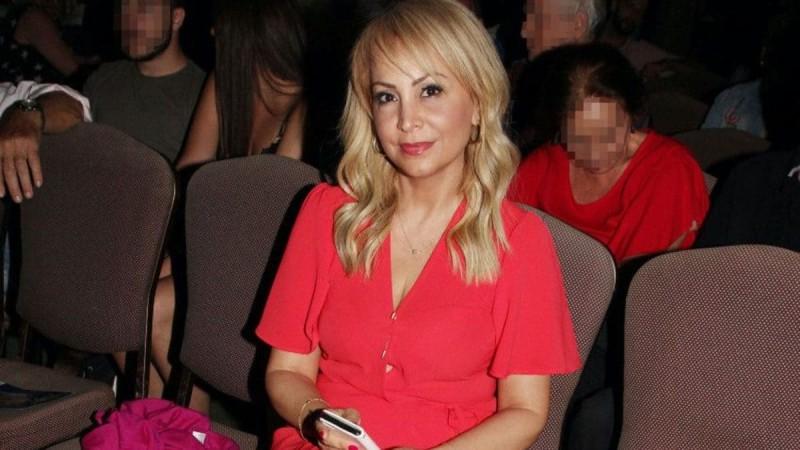 Τέτα Καμπουρέλη: Η πρώτη της ανάρτηση μετά την σύλληψη του συζύγου της