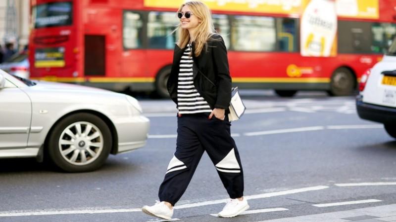 Track pants street style