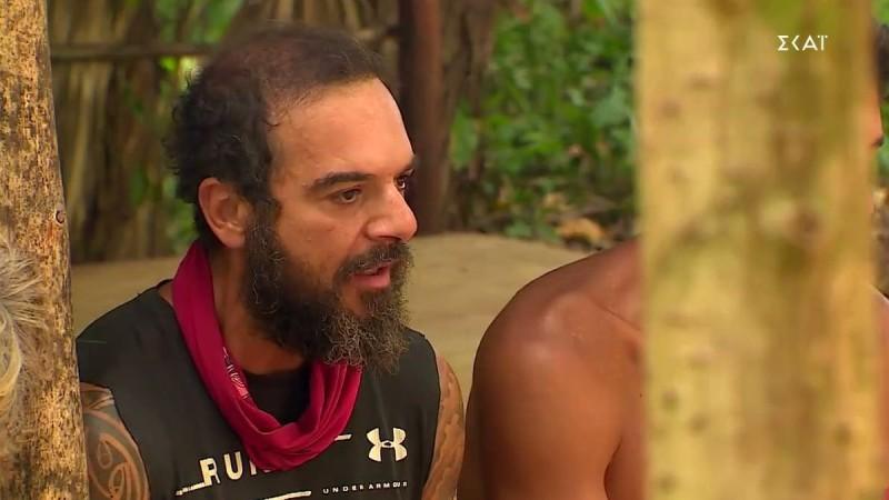 Survivor 4: Το λάθος που έκανε ο Τριαντάφυλλος στο χθεσινό επεισόδιο