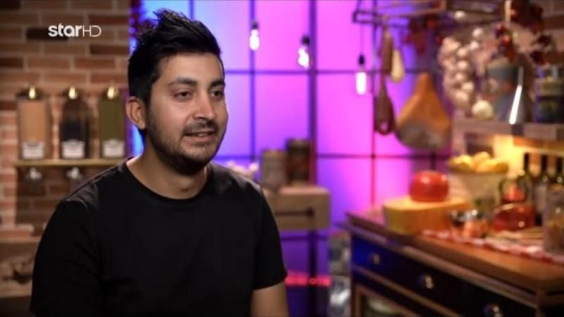 Masterchef 5 - Τζαμάλ για Στέφανο: «Ντελίβερι δούλευε πριν τον διαγωνισμό, δεν είναι ψημένος μέσα στην κουζίνα»