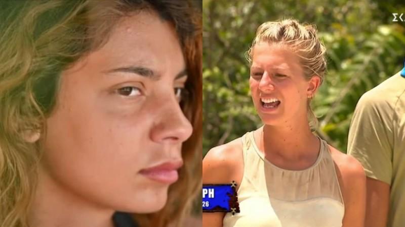 Survivor 4 - αποκλειστικό παρασκήνιο: Τσακώθηκαν Μαριαλένα και Ελένη