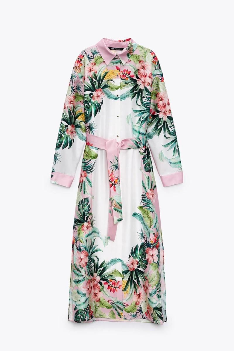 φόρεμα κιμονό