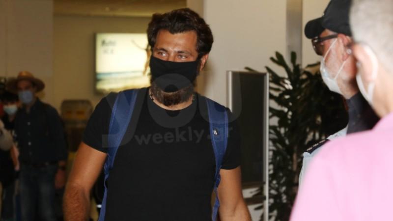 Survivor 4: Επέστρεψε στην Ελλάδα ο Νίκος Μπάρτζης! Κόντεψαν να κάψουν το αεροδρόμιο