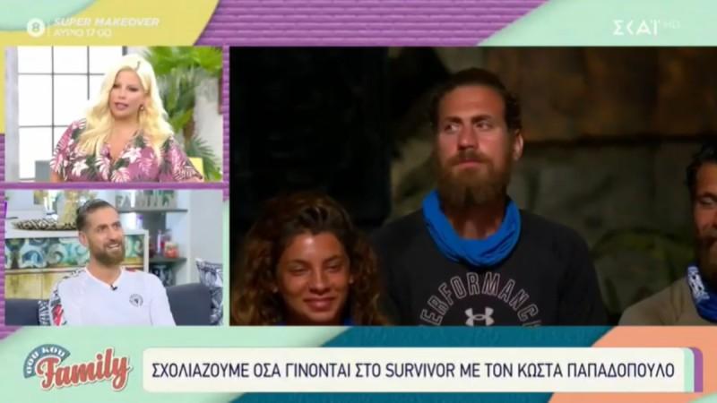Κώστας Παπαδόπουλος: Αποκάλυψε τον παίκτη που έχει «τσακωθεί» με το μπάνιο