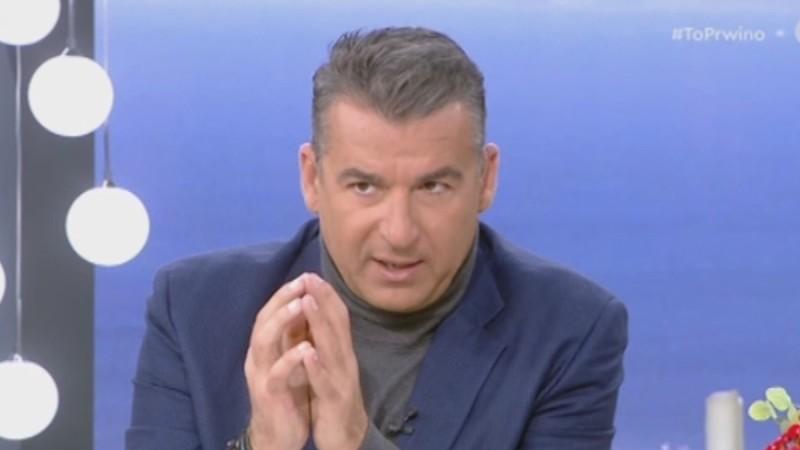 Έκανε το εμβόλιο κατά του κορωνοϊού ο Γιώργος Λιάγκας