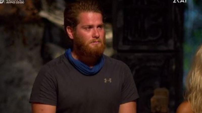 Survivor 4: Αποχώρησε οικειοθελώς ο Τζέιμς Καφετζής
