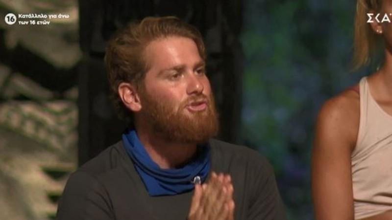 Survivor 4: Πρώτος υποψήφιος προς αποχώρηση ο Τζέιμς Καφετζής