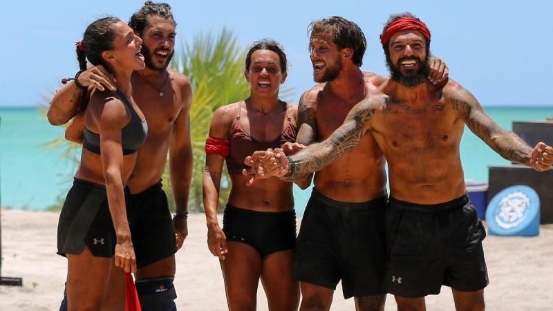 Survivor 4: Οι Κόκκινοι πήραν την πρώτη ασυλία