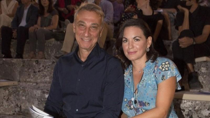 Δίδυμα θα αποκτήσουν η Όλγα Κεφαλογιάννη και ο Μίνως Μάτσας