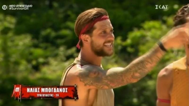 Survivor 4: Έξαλλος ο Μπόγδανος με Τζέιμς και Νίκο!