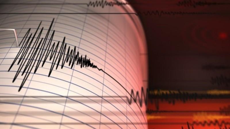 Σεισμός ανοικτά της Ρόδου