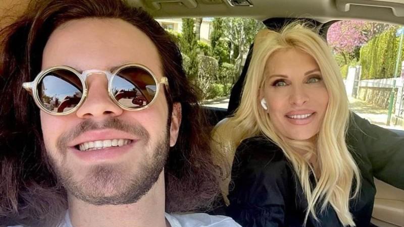 Ο Άγγελος Λάτσιος αποθέωσε την Ελένη Μενεγάκη κάτω από φωτογραφία της στο Instagram