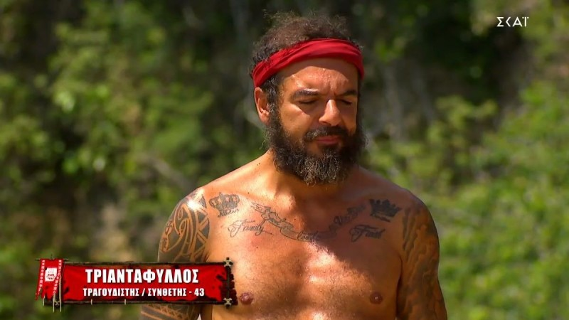 Survivor 4: Ο Τριαντάφυλλος δεν αποχωρεί αλλά έκανε νέο deal με την παραγωγή