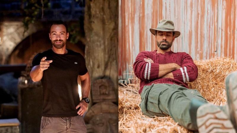 Insta Poll: Προτιμάτε τον Σάκη Τανιμανίδη στη Φάρμα ή στο Survivor;