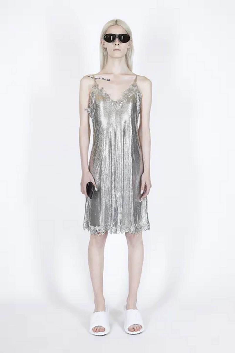 φόρεμα με παγέτες