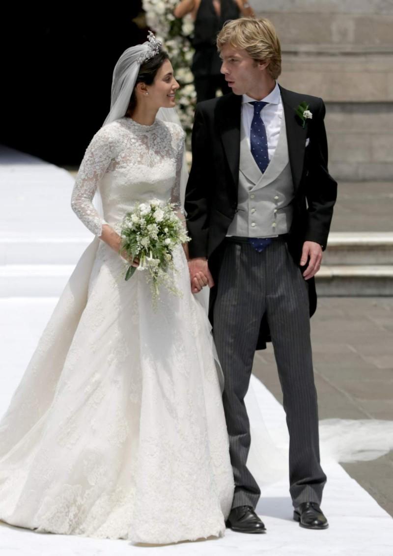 alessandra γάμος