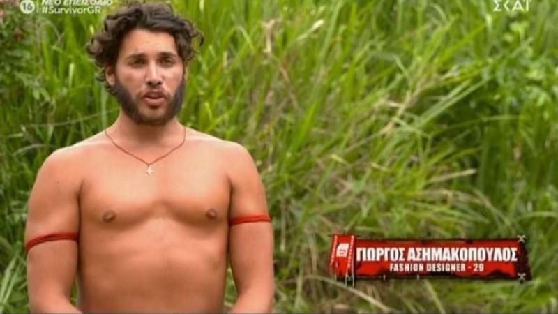 Survivor 4 - Ασημακόπουλος: