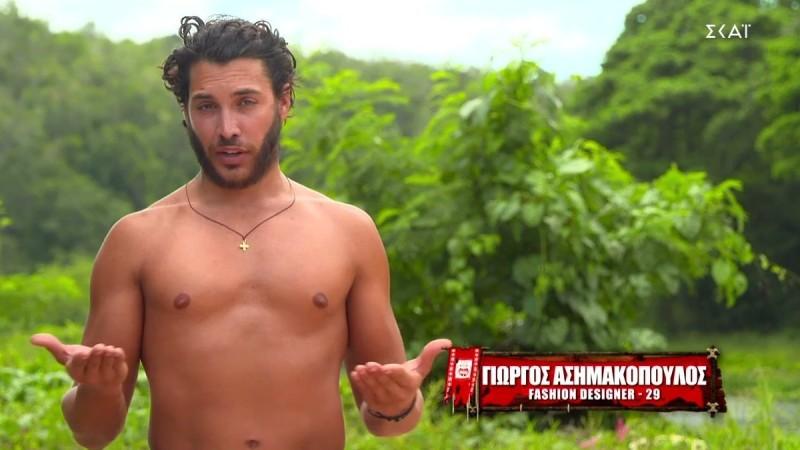 Survivor 4 - αποκλειστικό: Εκτός εαυτού ο Γιώργος Ασημακόπουλος με τον Κόρομι