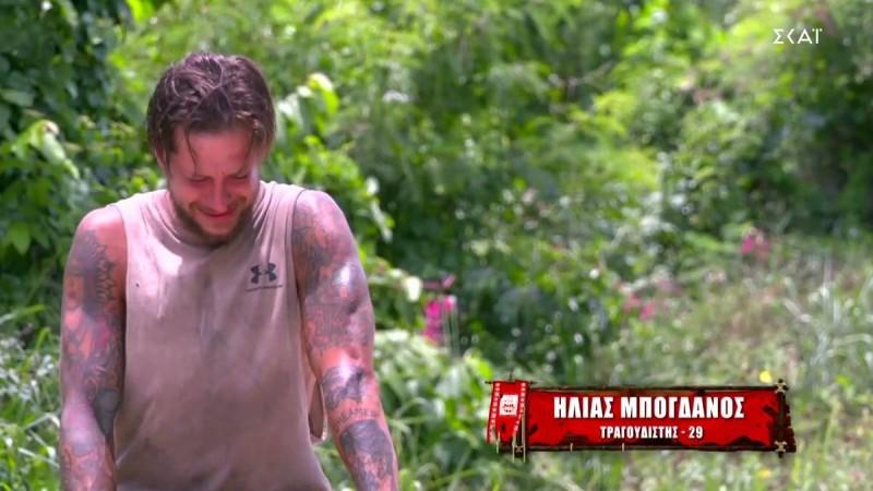 Survivor 4 - αποκλειστικό: Ο Μπόγδανος ανακοίνωσε οικειοθελή αποχώρηση