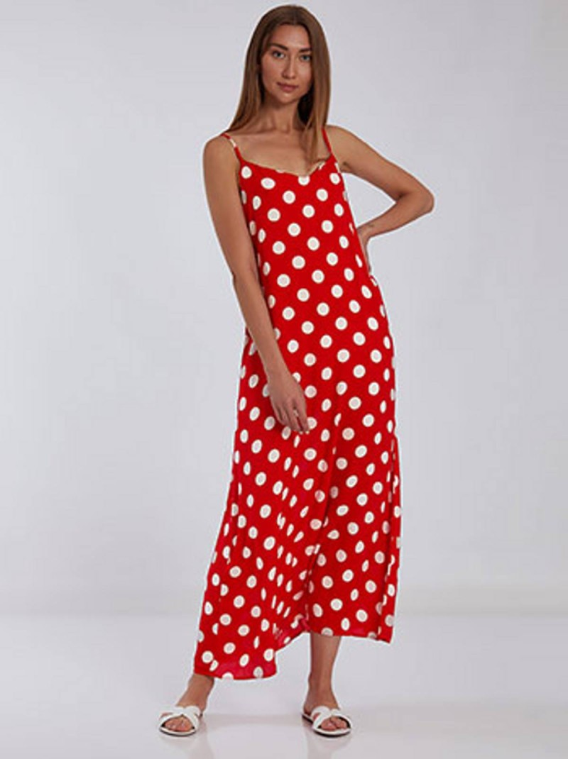 lingerie dress πουά