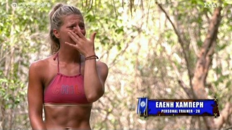 Survivor 4: Η Ελένη Χαμπέρη αποκάλυψε πως η αδερφή της πέθανε πριν καν την γνωρίσει