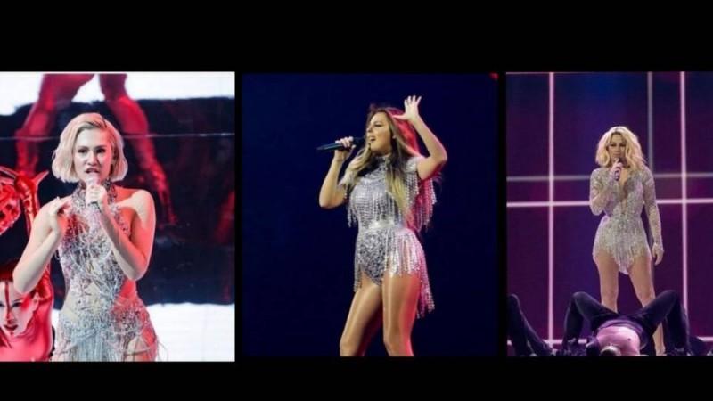 Eurovision 2021: Η Έλενα Τσαγκρινού θα φορέσει πανομοιότυπο φόρεμα με άλλες δύο εκπροσώπους