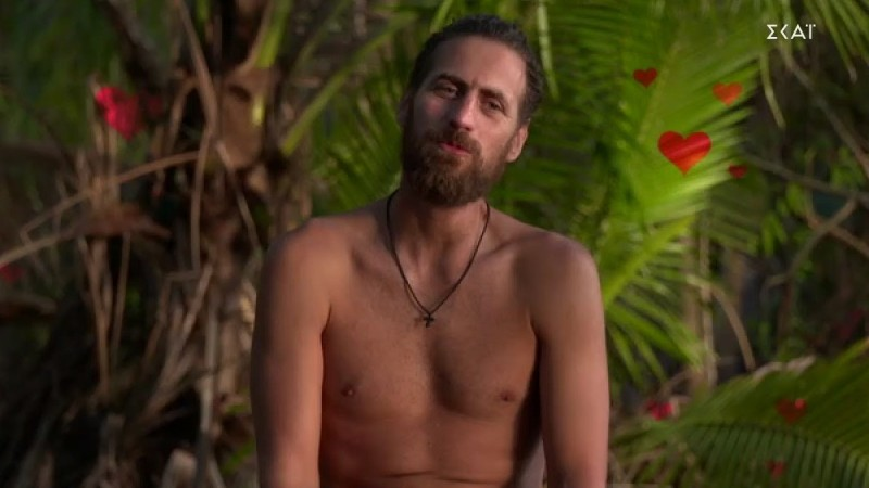 Survivor 4: Η πρώτη βόλτα του Κώστα Παπαδόπουλου με τα παιδιά του