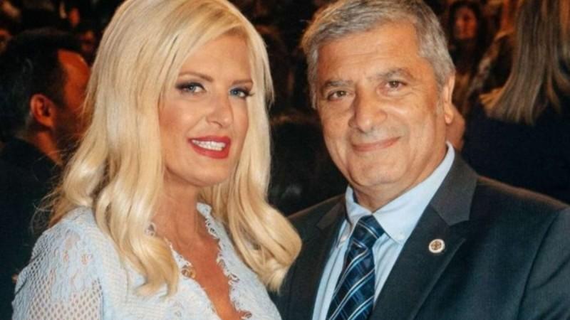 Γιώργος Πατούλης: «Με την Μαρίνα παντρευτήκαμε τρεις μήνες μετά την γνωριμία μας»