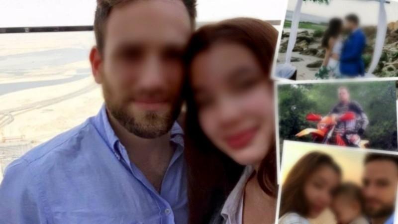 Φονικό στα Γλυκά Νερά: Ανατριχιάζει ο σύζυγος της 20χρονης - «Ουρλιάζαμε να μην μας κάνει κακό»