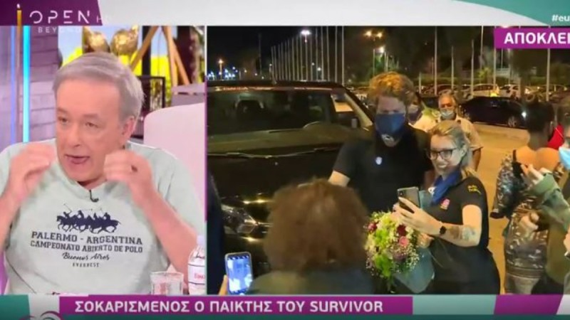 Οργισμένος ο Μικρούτσικος με την παραγωγή του Survivor 4 - Μίλησε στο Ευτυχείτε