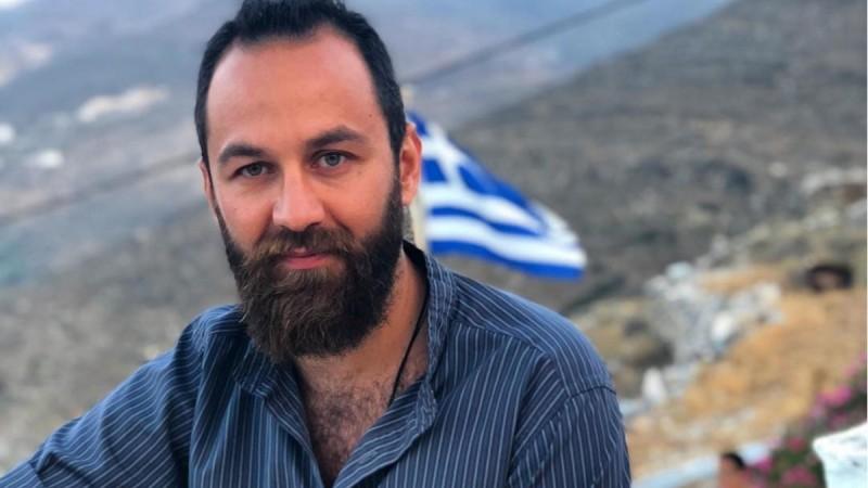 Εκτός Πρωινού ο Κώστας Αναγνωστόπουλος - Βρισκόταν μέχρι τα μεσάνυχτα στον πύρινο εφιάλτη στην Κορινθία