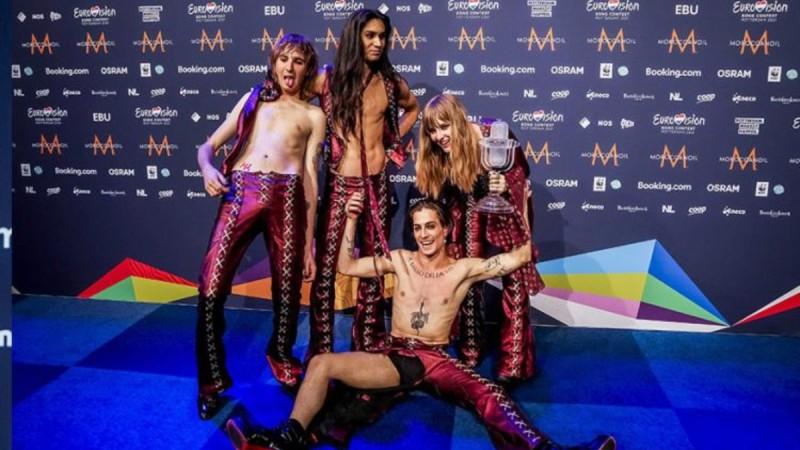 Maneskin: Η απαγόρευση που τους κόστισε μετά την νίκη τους στην Eurovision  2021 - News - Youweekly