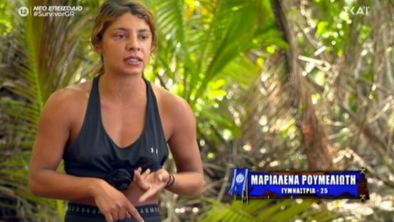 Survivor 4 - Μαριαλένα κατά Τζέιμς: