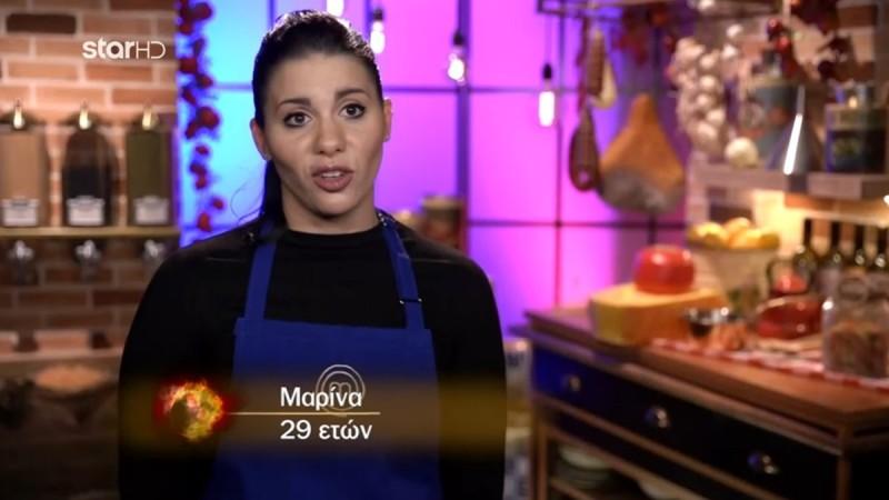 MasterChef 5: H παραγωγή «πρόδωσε» το ψέμα της Μαρίνας