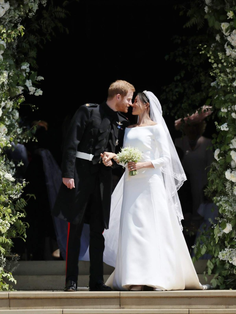 meghan γάμος