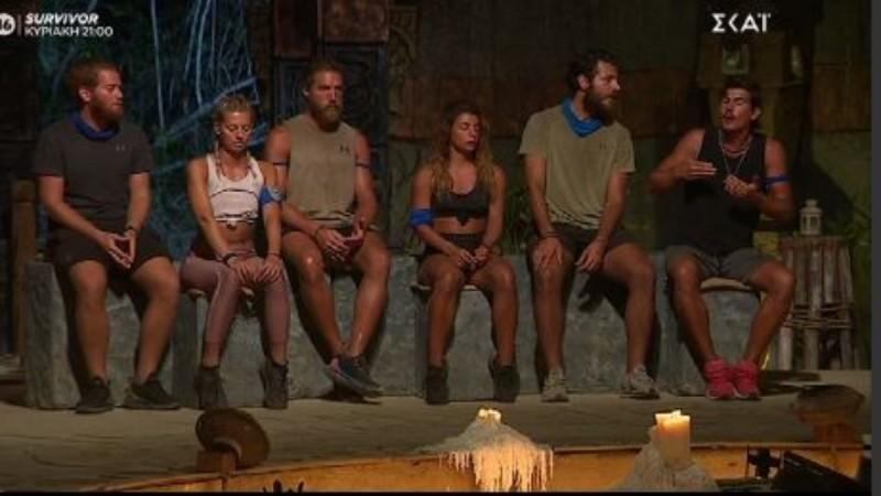 Survivor 4: Ένταση ξανά στο συμβούλιο με τον Νίκο και τον Τζέιμς!