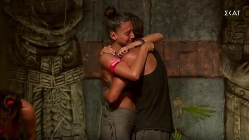 Survivor 4 - αποκλειστικό: Σε άσχημη κατάσταση η Νικολέτα μετά την αποχώρηση του Παύλου