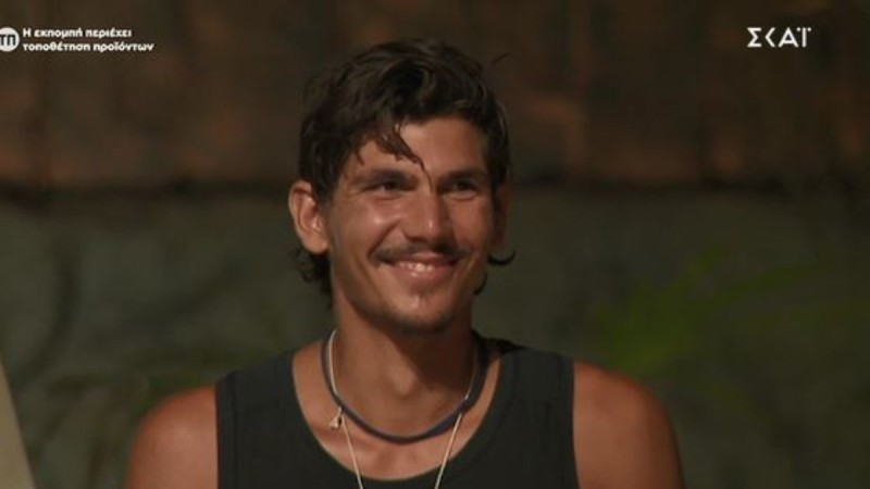 Survivor 4: Αποχώρησε ο Παύλος Γαλακτερός